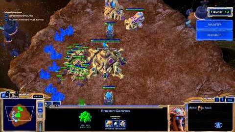 Starcraft 2 Arcade Starcraft Master Round 13