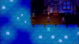 Stardew Valley - The Dance of the Moonlight Jellies