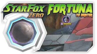 Star Fox Zero - Fortuna To Hunter! Wii U Gameplay Walkthough With GamePad