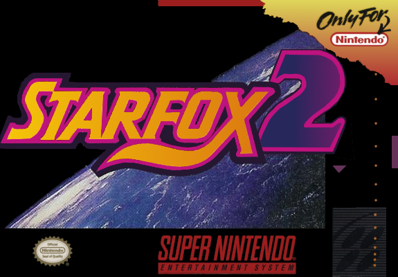 Archivo:Star Fox 2 cover.jpg