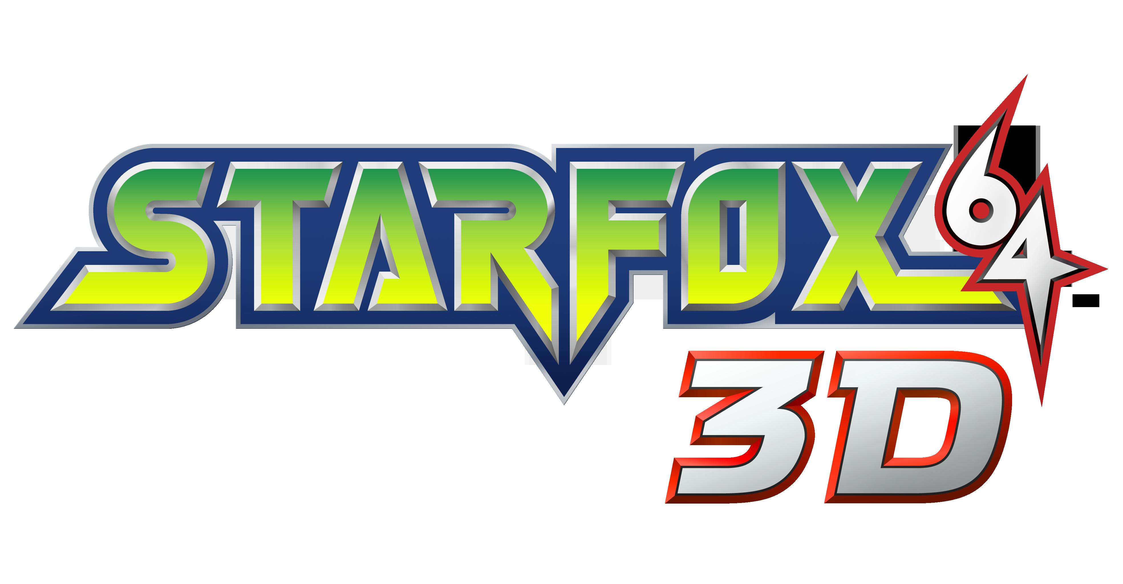 Archivo:Star Fox 64 3D logo.png
