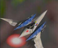 Arwing-top SF64