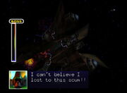 Star Fox 64 Crusher Lost