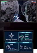 Star Fox 3d astroid