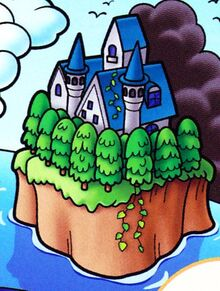 Seascape Castle