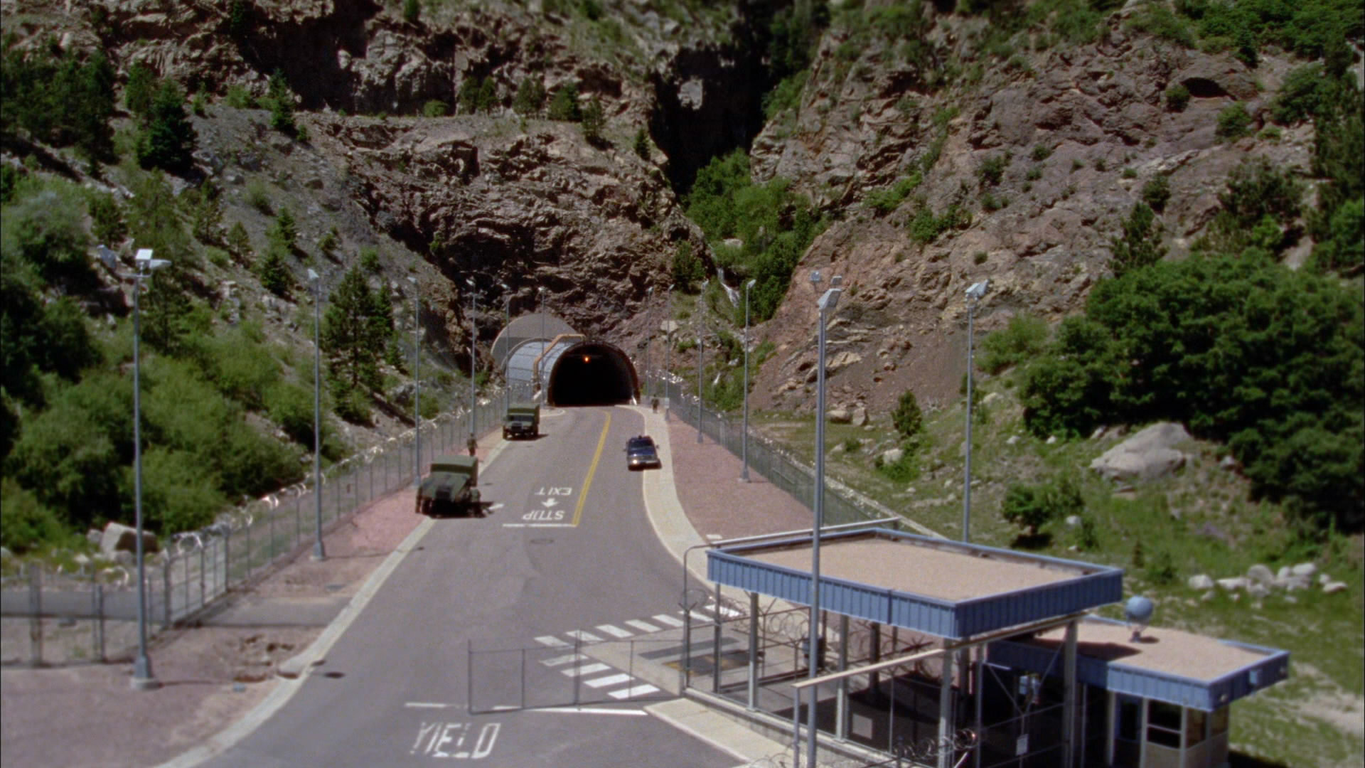 Image result for NORAD Cheyenne Mountain Complex