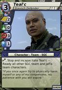 Teal'c (Staunch Defender)