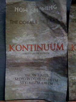 The Cobalt Cinema