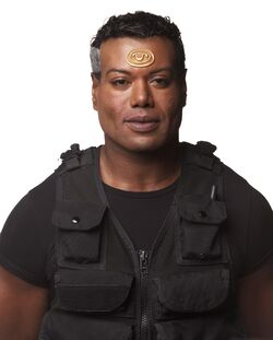 Teal'c Ark of Truth