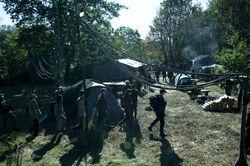 Camp of Novans