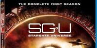 Stargate Universe: The Complete First Season