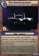 The Daniel Jackson (Supreme Commander's Ship)