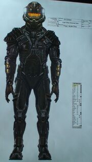 Armored Suit
