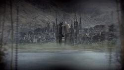 Athosian city