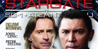 Stargate SG-1/Atlantis/SG:U: The Official Magazine 36