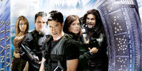 Stargate Atlantis: The Complete Third Season