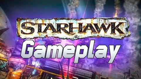 Starhawk Gameplay & Impressions Details