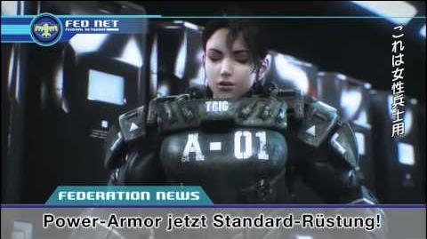 Power Suits - Starship Troopers Invasion 2012