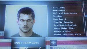 Hero Biodata