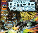 Star Trek: Untold Voyages