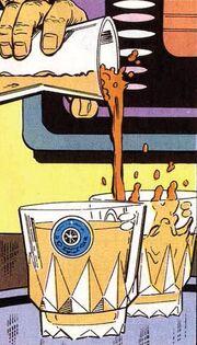 Orange juice DC Comics