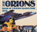The Orions: Book of Common Knowledge