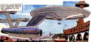 Enterprise landed