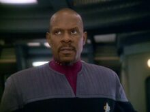 Sisko Defiant bridge