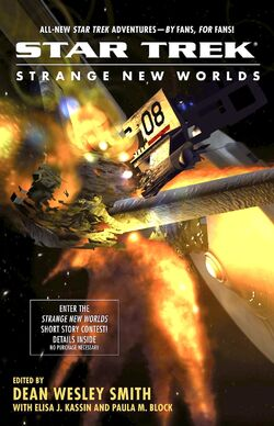 Strange New Worlds 8 cover
