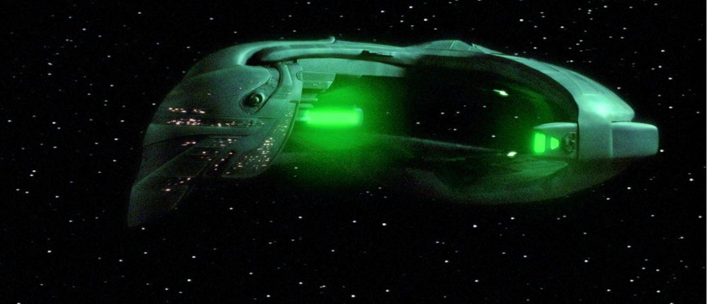 List Of Romulan Ships