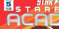 IDW Starfleet Academy, Issue 5