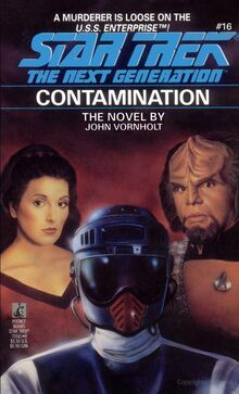 Contamination cover