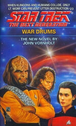 Wardrums cover