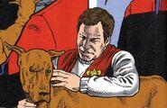 Kirk Butler DC Comics
