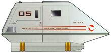 Type15 shuttlepod
