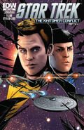 IDW Star Trek, Issue 26