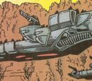 Vulcan hoverboat