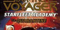 Quarantine (Starfleet Academy)