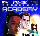 Starfleet Academy (IDW)