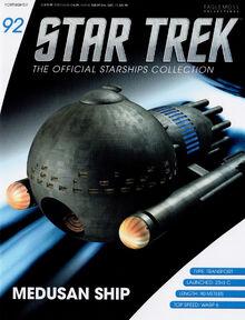 Medusan, Starships Collection 92