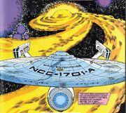 Enterprise-A Sun