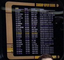 Starship deploy status