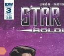 Boldly Go, Issue 3