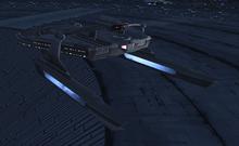 USS Hermes NCC-26285