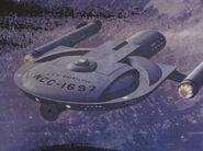 USS Dauntless NCC 1697