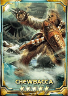 Chewbacca Hero of Kashyyyk 5S