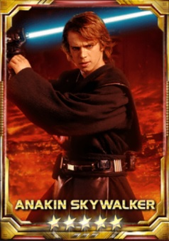 Anakin SkywalkerThe Fallen One 5S
