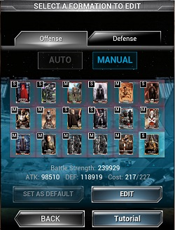 Star Wars Force Collection Tipps