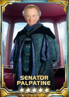 Senator Palpatine 5S