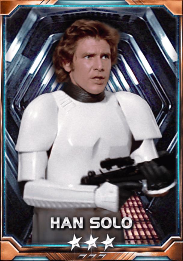 S3 - Han Solo